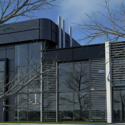 Budynek biurowo-magazynowy styczeń 2013 1a