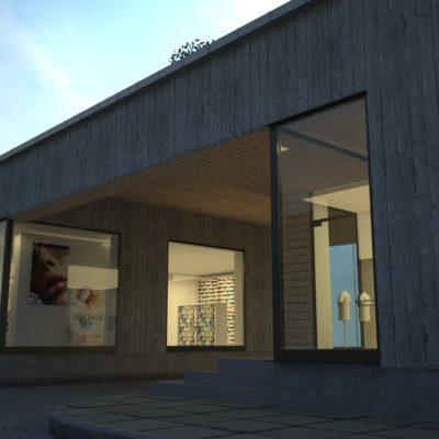 Budynek handlowy 20082015 d